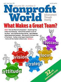Nonprofit Word – April-June, 2015