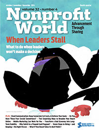 Nonprofit Word – October-December, 2014