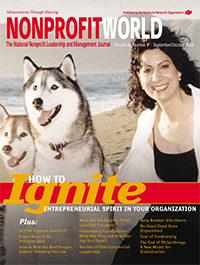 Nonprofit World - September/October 2002